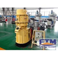 Buy cheap Advanced Excellent Rice Husk Pellet Mill for Hot Sale product