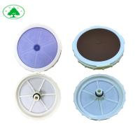 Buy cheap Disc Type Micro Fine Bubble Membrane Diffusers For Municipal Sewage Wastewater Treatment from wholesalers