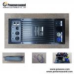 Buy cheap DP-1205, Bi - AMP amplifier plate built in DSP, 500W + 800W active speaker amplifier module from wholesalers