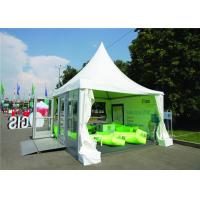 Buy cheap Custom Made Easy To Assemble Gazebo Tent Event Hop - Dip Galvanized Steel from wholesalers