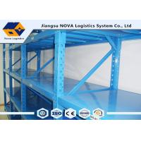 China Warehouse Storage Longspan Shelving For Industrial Small Parts Handling on sale