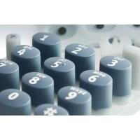 Buy cheap Washable Conductive Rubber Buttons / Numeric Keypad Keyboard Eco Friendly from wholesalers