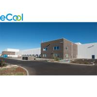 Buy cheap 3000㎡ / Refrigeration Cold Storage Logistics And Distribution Center With High Rise Racks from wholesalers