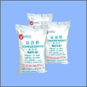 Buy cheap Anatase Titanium Dioxide for General Purpose (BA01-01) product