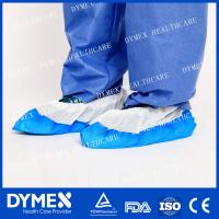 Buy cheap Disposable PP + CPE Anti -skid Shoe Cover for Contruction Industry from wholesalers