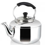 Buy cheap Stainless Steel Whistling Tea Kettle , Stainless Steel Water Kettle Energy Saving from wholesalers