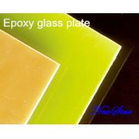 Buy cheap Epoxy glass plate from wholesalers