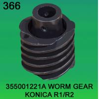 Buy cheap 355001221A / 3550 01221A WORM GEAR FOR KONICA R1,R2 minilab product