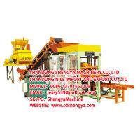 Buy cheap QT4-15 Fully automatic hydraulic block making machine from wholesalers