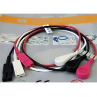 Buy cheap 1M Length Patient Monitor Accessories , Monitor Connector Cable Solid Conductor from wholesalers