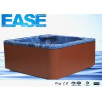 Buy cheap All seats acrylic shell massage outdoor 1220 liters hot tub,  2250 * 2250 * 960 mm from wholesalers