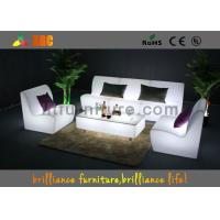 Buy cheap Modern sofa sets&lounge decoration sofa& LED sofa from wholesalers
