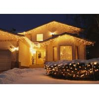 Buy cheap Copper Wire Solar Led String Lights Warm White Outdoor 33ft 100 Led from wholesalers
