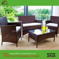 Outdoor Furniture Resin Wicker Quality