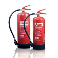 Buy cheap Inner Painting  Safety Fire Extinguisher , 9L Foam Type Fire Extinguisher For School product