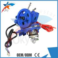 Buy cheap PVC Extruder 3D Printer Kits 0.3 / 0.35 / 0.4 / 0.5mm Hotend Nozzle GT1 from wholesalers