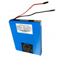 Buy cheap Ultra thin Lithium Ion Phosphate Batteries 12V / 8Ah For Small Solar System from wholesalers