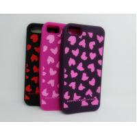 Buy cheap Water-proof Cool Silicone Cell Phone Case Rose Red / Iphone 4S Covers from wholesalers