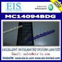 Buy cheap MC14094BDG - ON Semiconductor - 8-Stage Shift/Store Register with Three-State Outputs product