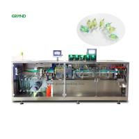 Buy cheap Automatic Plastic Ampoule Filling And Sealing Machine GGS 240P5 0-25 Times Speed product