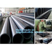 Buy cheap Black plastic water irrigation system hdpe pipe roll with best price,HDPE pipe PE underground water supply pipe,PE compo from wholesalers
