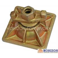 Articulated Flange Tie Rod Wing Nut Dywidag Thread To Fix Wall Formwork System