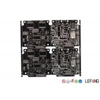 Buy cheap Black Solder PCB Circuit Board for Communication Module UL Approval product