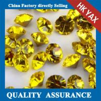 Buy cheap Ss4-ss34 point back gems stones beads, fancy glass stones gems, gems wholesale stones from wholesalers