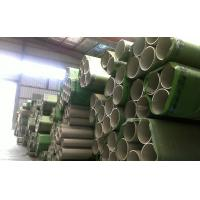 SUS316 TP316 Seamless Stainless Steel Pipe For Construction Structure , SCH40 Tube