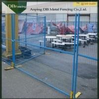Buy cheap Powder Coated Cheap Canada Temporary Fence Panel/Portable Yard Fence from wholesalers