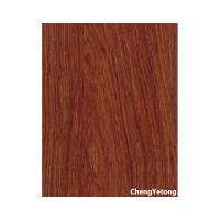 Buy cheap PE Coating Wood Grain Colour Coated Aluminium Sheet For Building Partition Wall from wholesalers