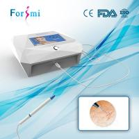 Buy cheap Uhf removal veins, capillaries, intravascular hemogbin, laser vein removal machine from wholesalers
