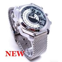 Buy cheap HD1080P Watch Camera with Nightvision and Voice Activated Recording from wholesalers