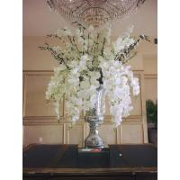 Buy cheap Mirror Vase Polyresin Flower Vase With Mirror Pattern from wholesalers