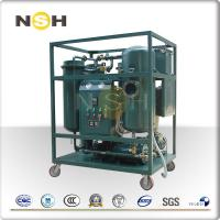 Buy cheap 50Hz Turbine Oil Filtration Machine Demulsification Dehydration Custom Color from wholesalers