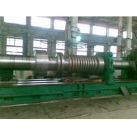 Buy cheap ASTM 20CrMnMo 42CrMo Alloy Steel Forging Forged Shaft Steam Turbine Rotor from wholesalers