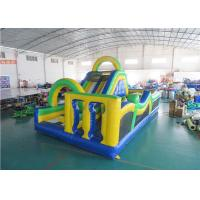 Buy cheap Vertical - Rush Inflatable Obstacle Course For Children And Adults from wholesalers