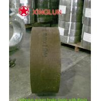 Buy cheap Brake lining, Roll Lining, Brake Pad, Clutch Facing from wholesalers