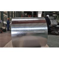 Buy cheap 60 - 275g /m2 Hot Dipped Galvanized Steel Coil With ASTM A653 / SGCC / DX51D from wholesalers