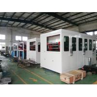 Buy cheap TQC-750 Plastic Thermoforming Machine Daily Used 0.2-2.0 Mm Sheet Thickness High Efficiency from wholesalers