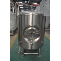 Buy cheap 10 BBL Stainless Steel Bright Beer Tank With Jacket from wholesalers