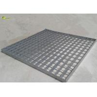 Buy cheap Driveway Angle Sided Steel Bar Grate Standard Trench Gird Platform Cover from wholesalers