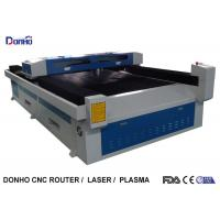 Buy cheap Ruida Control System Laser Metal Cutting Machine For Stainless Steel / Carbon Steel from wholesalers