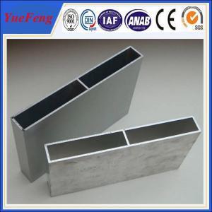 Buy cheap 6063 t5 profile extruded aluminium pipes, anodized aluminum pipe price per meter product