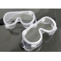Buy cheap Lightweight Protective Goggles Over Glasses With Hearing Protection Gadgets from wholesalers