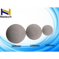 Buy cheap Titanium Disc Air Diffuser Oxygen Concentrator Parts for Mixing Oxygen Into Water In Fish Farm from wholesalers