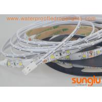Buy cheap Waterproof SMD3528 60D Display Cabinet Flexible LED Strip light LED tape with male plug L822 from wholesalers