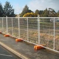 Buy cheap Temporary Wire Mesh Fence|Steel Fence Panels 60x150mm x 4mm wire from wholesalers