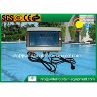 China 3 In 1 Digital Automatic Pool Dosing Systems Self Cleaning Salt Water Chlorinator on sale