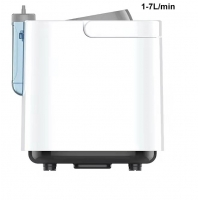 Buy cheap 7 Liter Portable Home Oxygen Concentrator Oxygen Concentrator Medical Machine For Home use from wholesalers
